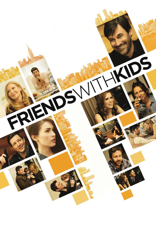 Film poster for Friends with Kids