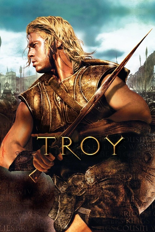 Cover Troy