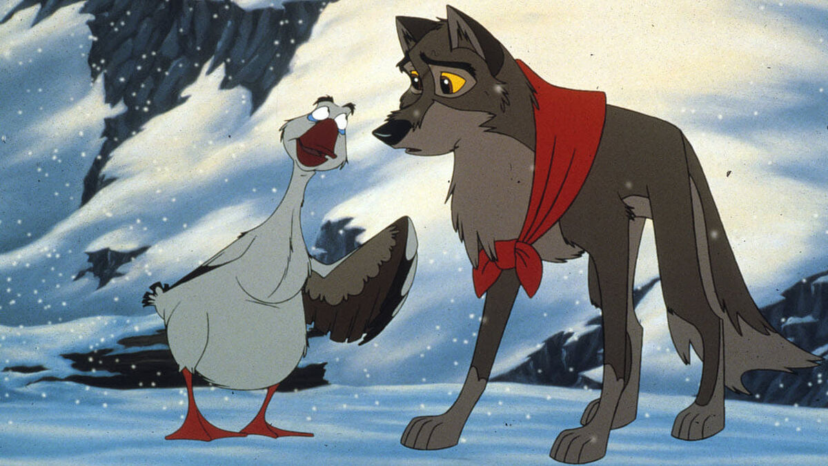 Balto (1995) – Animation, Adventure, Drama
