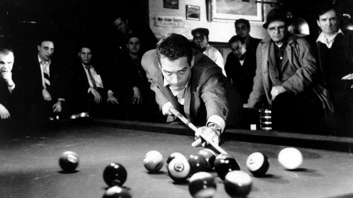 The Hustler (1961) – Drama, Sport