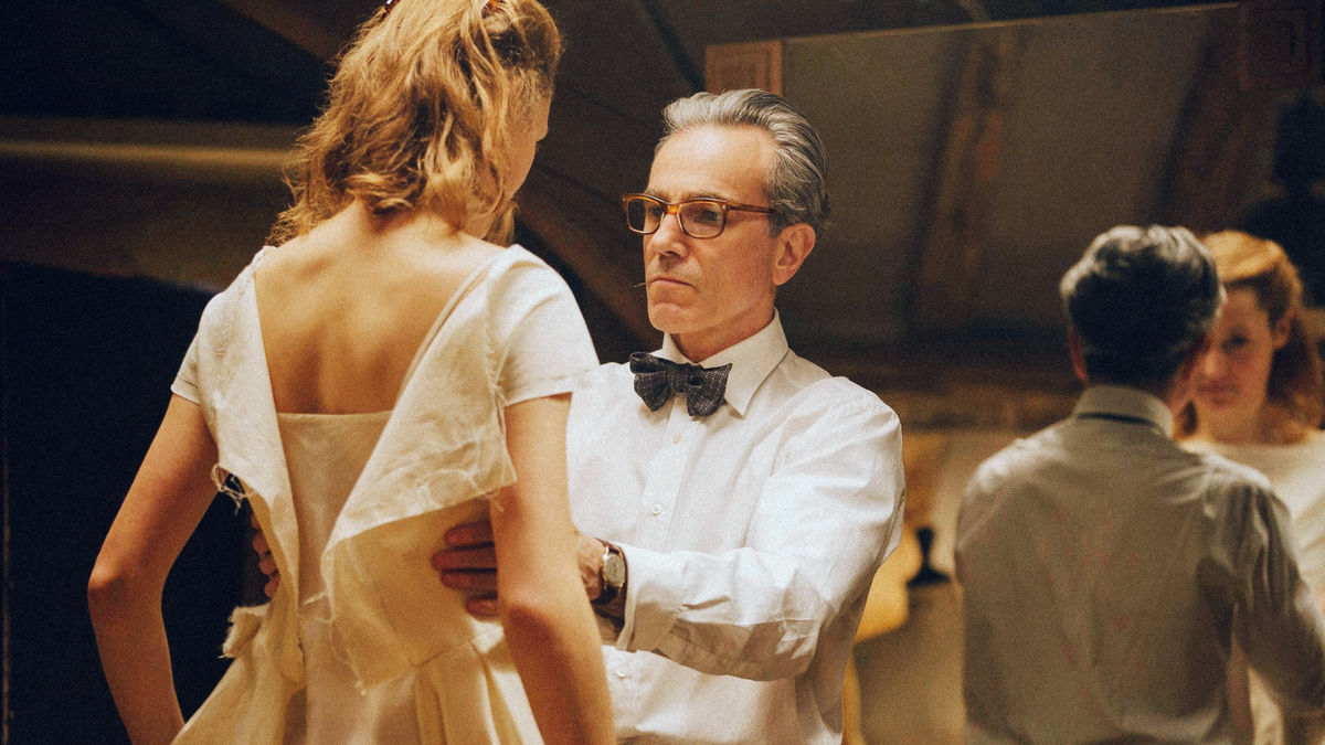 Phantom Thread (2017) directed by Paul Thomas Anderson • Reviews ...
