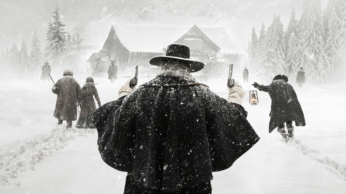 the hateful eight 2015 directed by quentin tarantino reviews