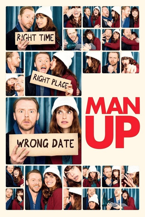 Film poster for Man Up