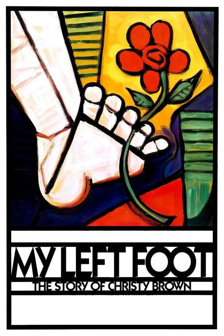 a review of my left foot a movie about the life of christy brown