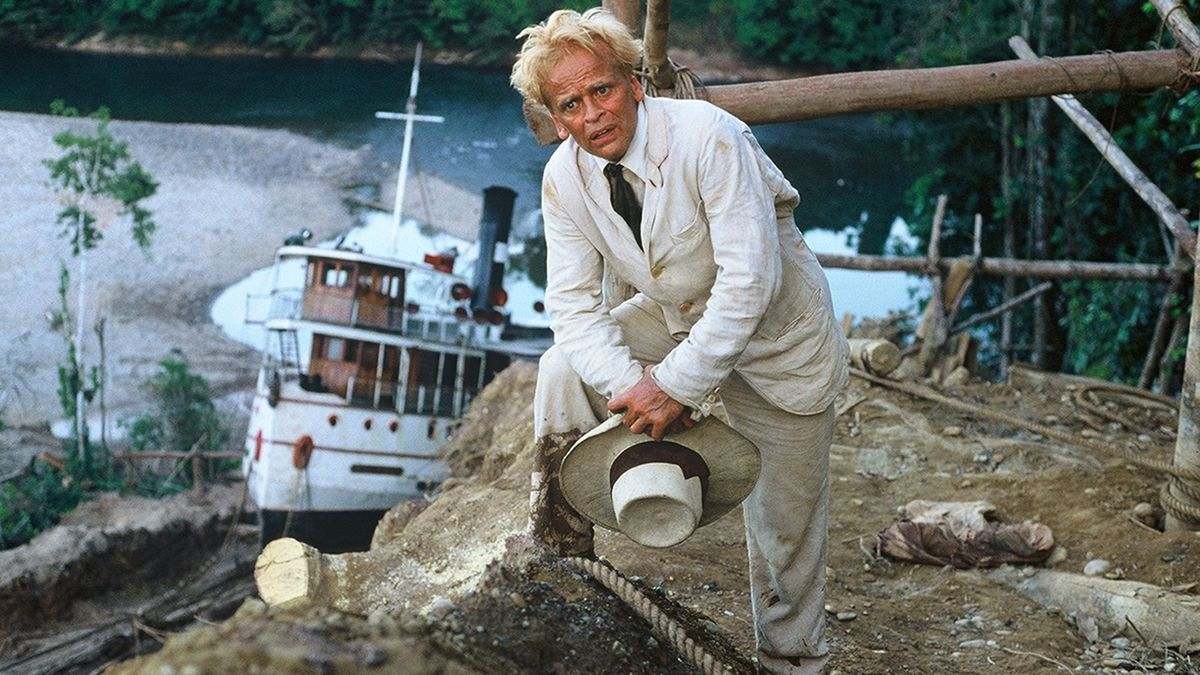 Fitzcarraldo (1982) – Adventure, Drama