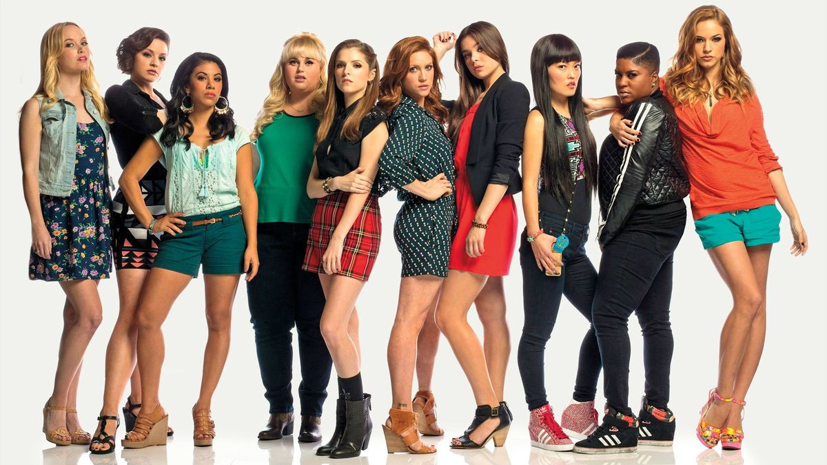 Pitch Perfect 2 2015 Directed By Elizabeth Banks Reviews Film Cast Letterboxd