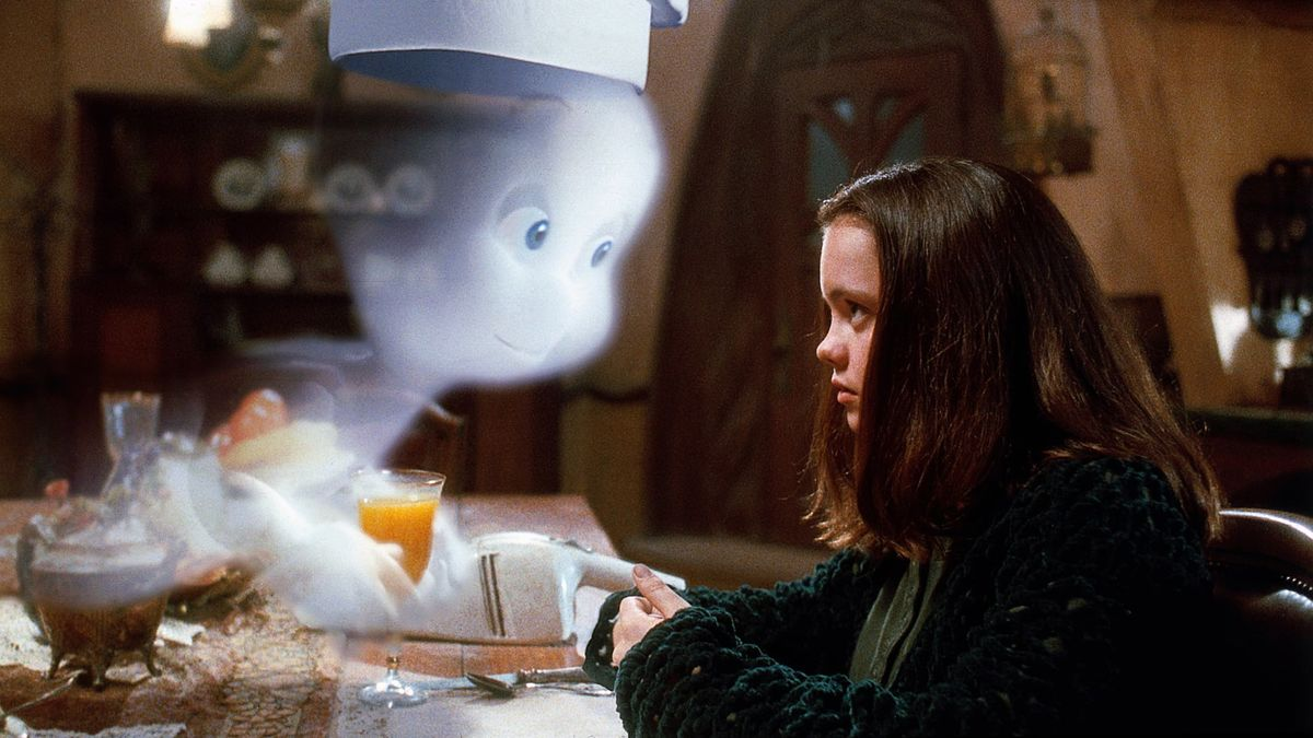 Casper 1995 Directed By Brad Silberling Reviews Film Cast Letterboxd