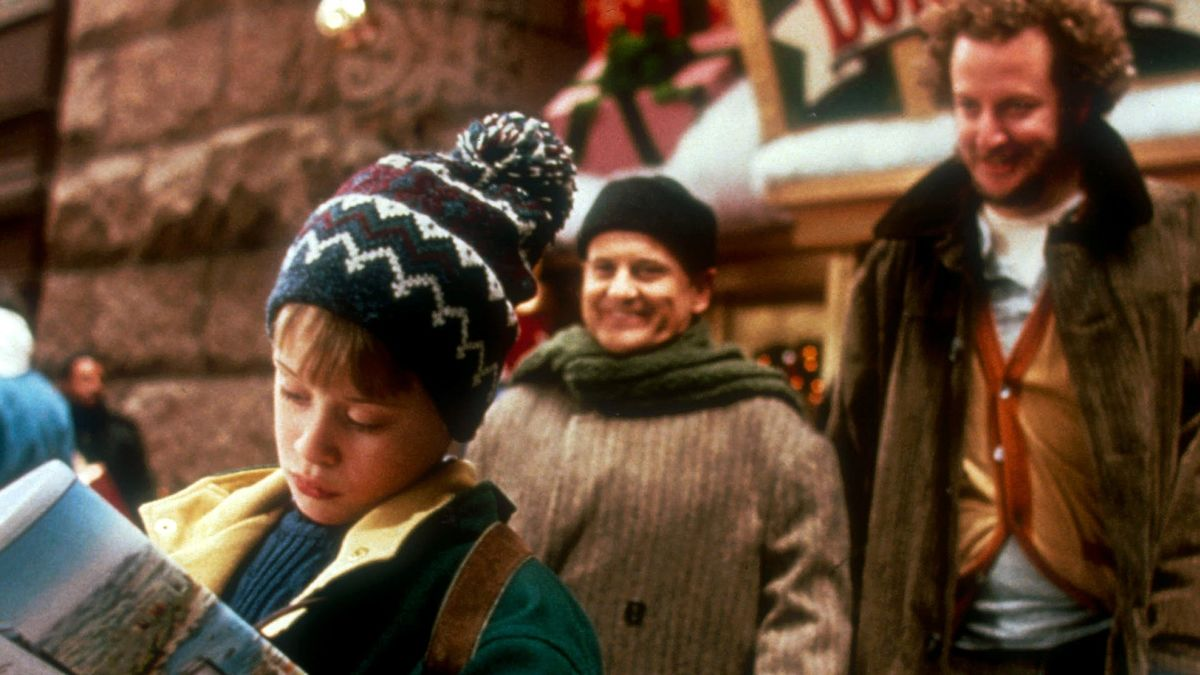 merry christmas you filthy animal - home alone 2 (1992)