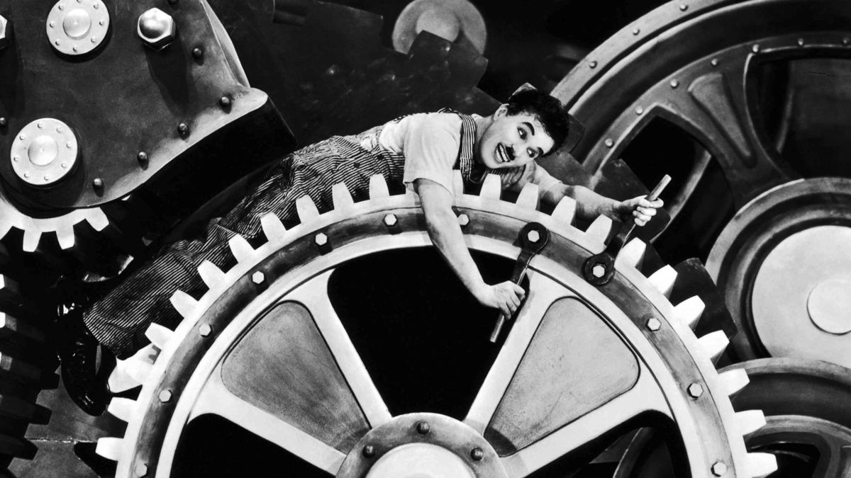 Modern Times 1936 Directed By Charlie Chaplin Reviews
