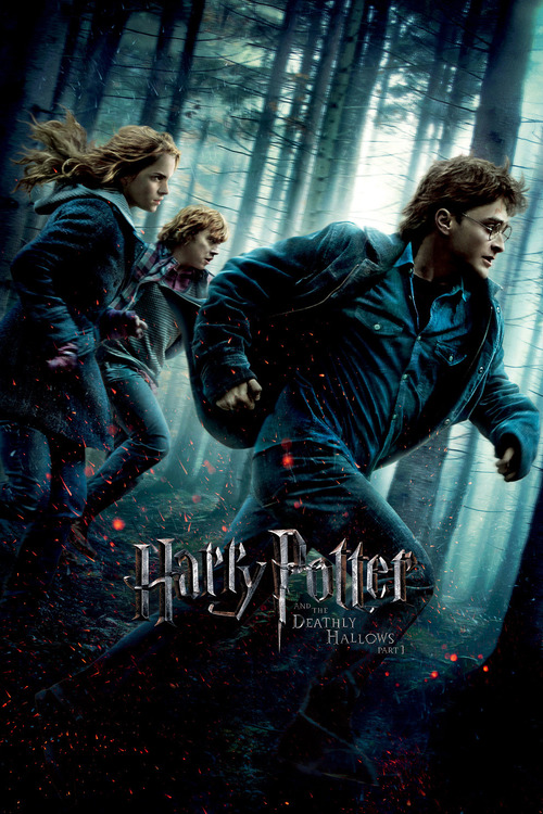Cover Harry Potter and the Deathly Hallows_ Part 1