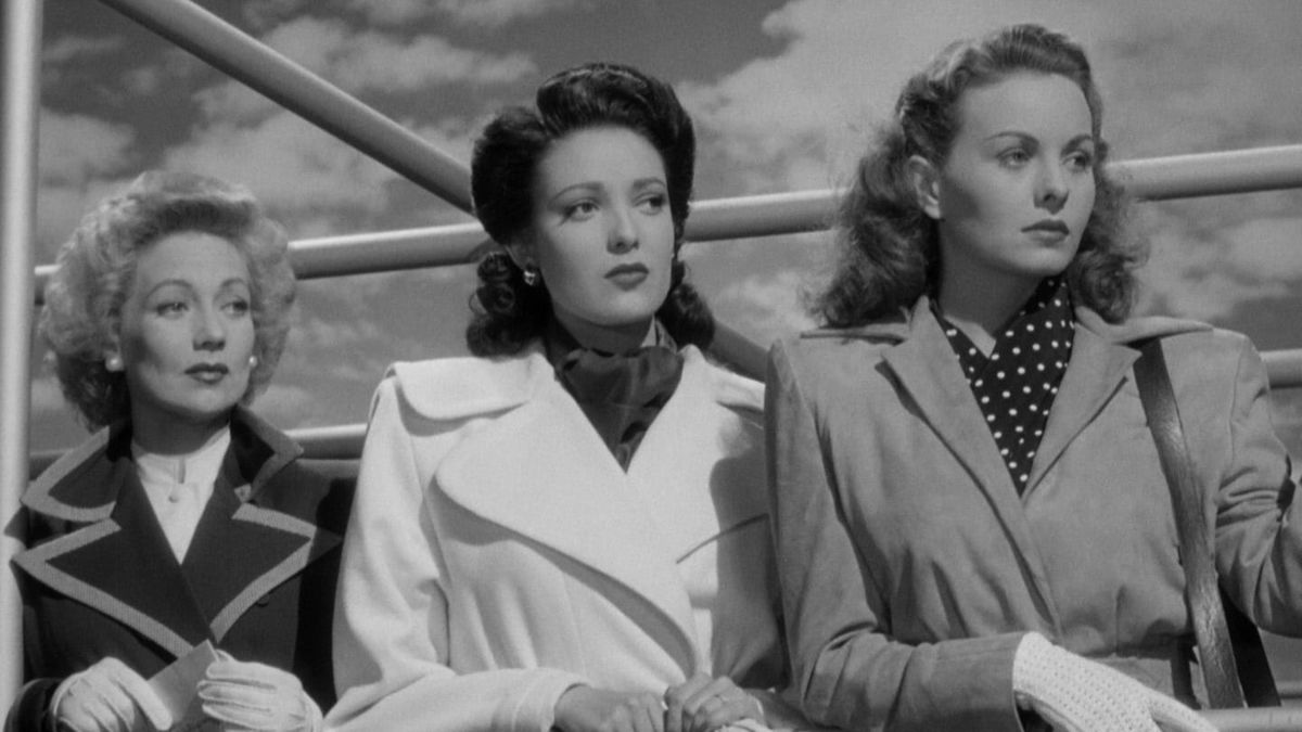 Classic Old Movie : A Letter To Three Wives 1949