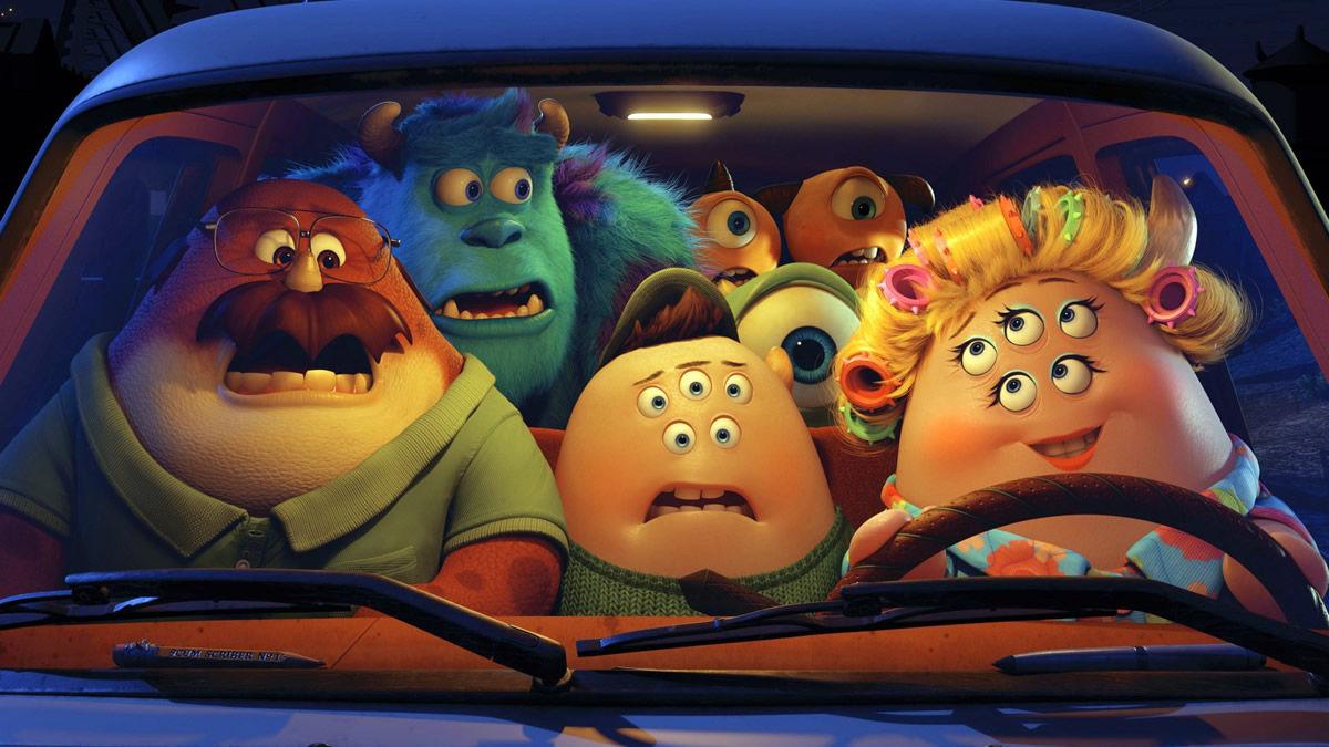 Monsters University 2013 Directed By Dan Scanlon Reviews Film Cast Letterboxd