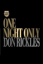 Don Rickles: One Night Only