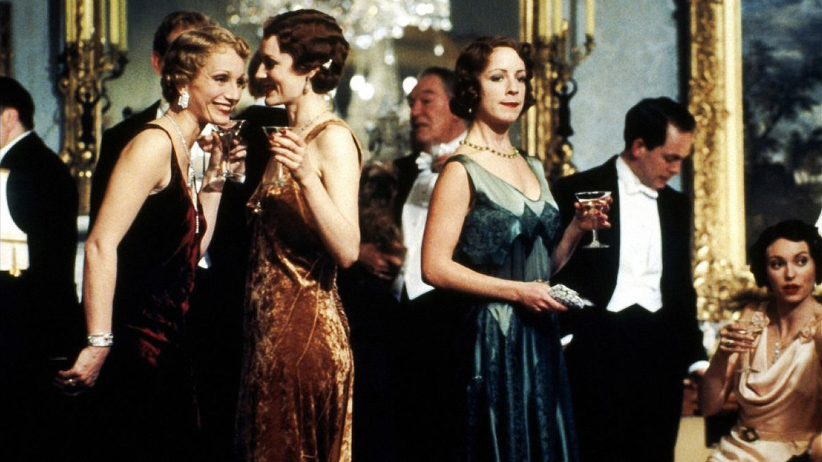 Gosford Park 2001 Directed By Robert Altman Reviews Film Cast Letterboxd