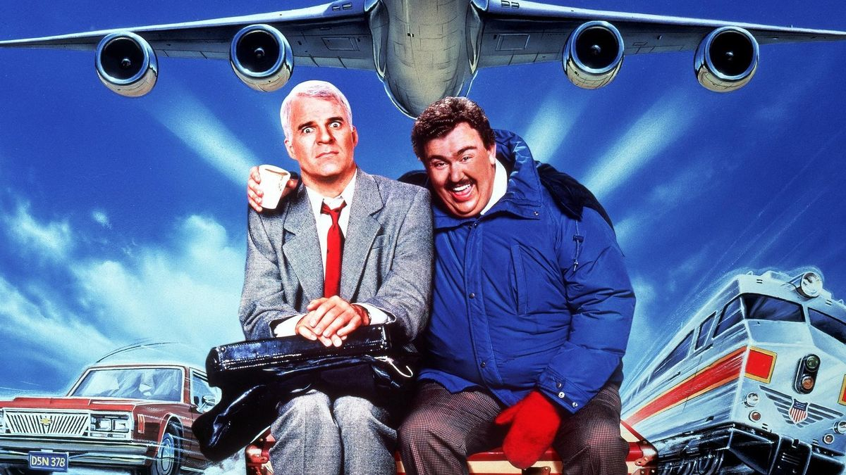 Planes Trains And Automobiles 1987 Directed By John