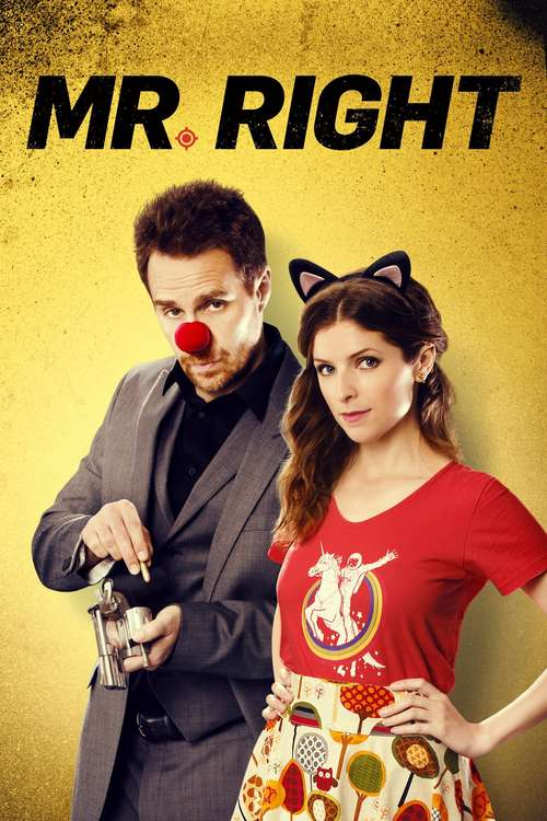 Film poster for Mr. Right