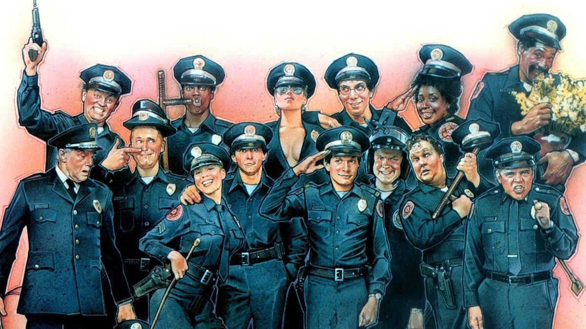Поліцейська академія в Нікополі