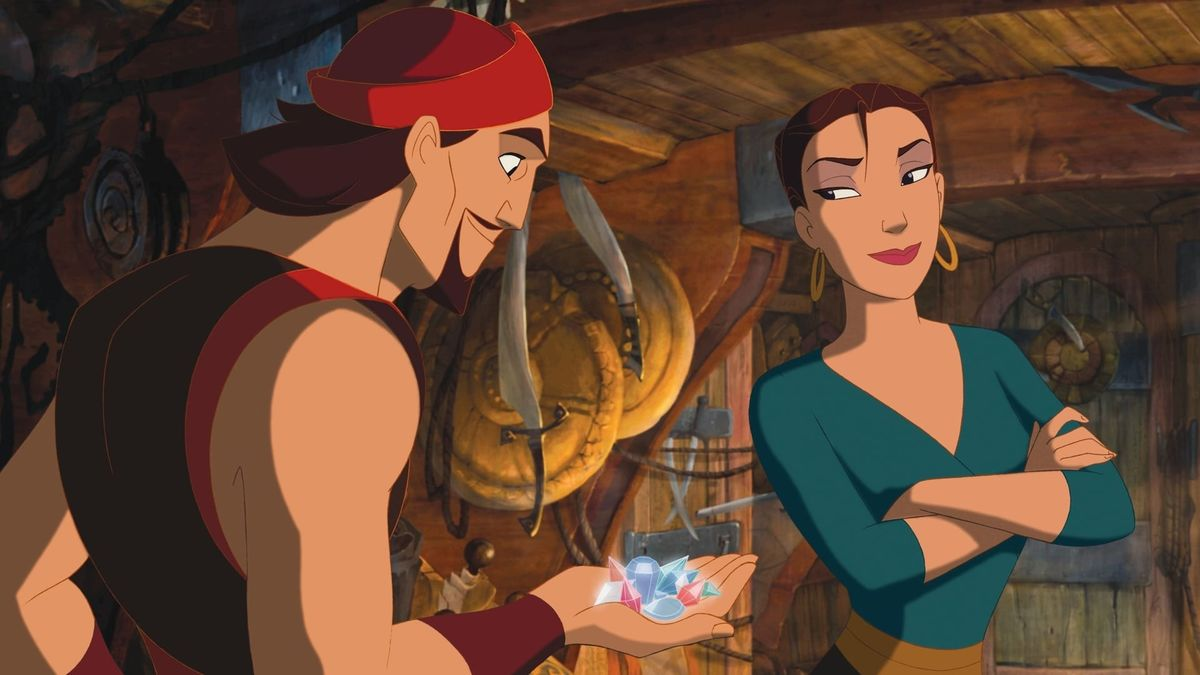 Image result for Sinbad: Legend of the Seven Seas movie
