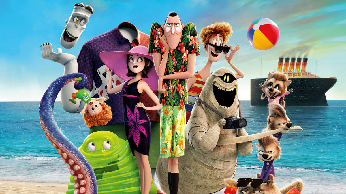 Hotel Transylvania 3 Summer Vacation 2018 Directed By Genndy Tartakovsky Reviews Film Cast Letterboxd