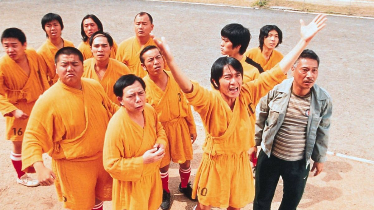 Shaolin Soccer (2001) directed by Stephen Chow •