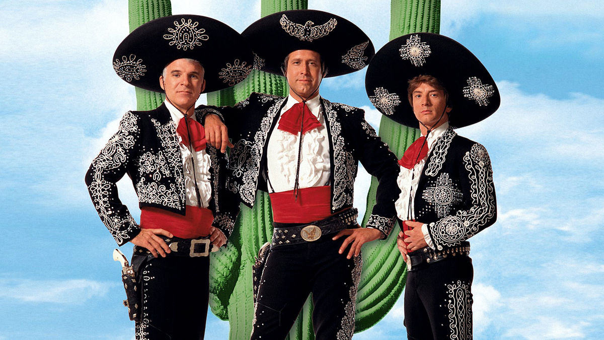 Three Amigos! (1986) directed by John Landis • Reviews ...