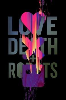 Love, Death & Robots: Snow in the Desert