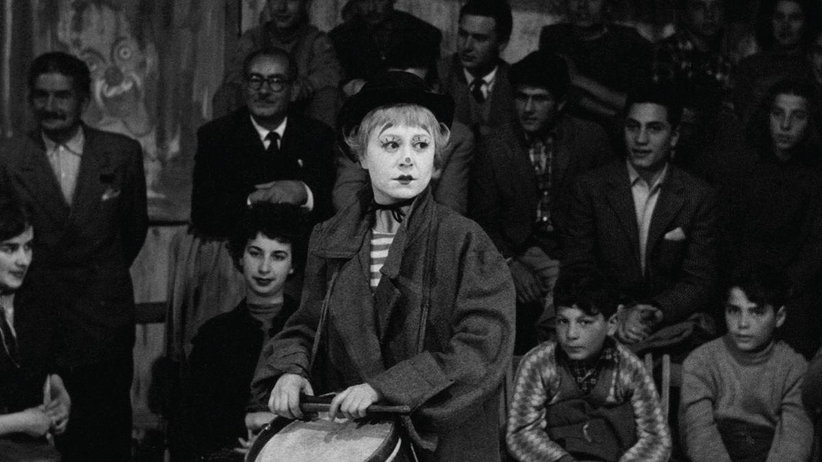 Αποτέλεσμα εικόνας για «La Strada» (1954
