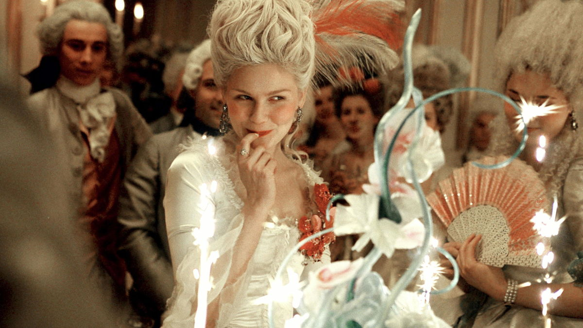 Marie Antoinette (2006) directed by Sofia Coppola