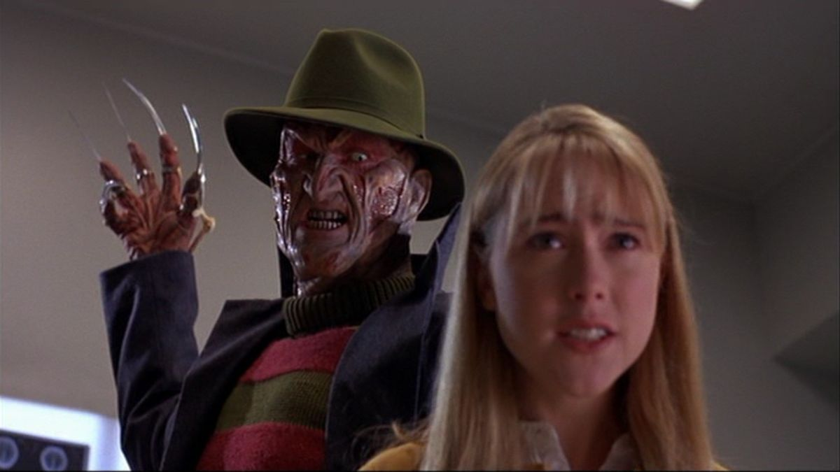 New Nightmare (1994) directed by Wes Craven • Reviews ...