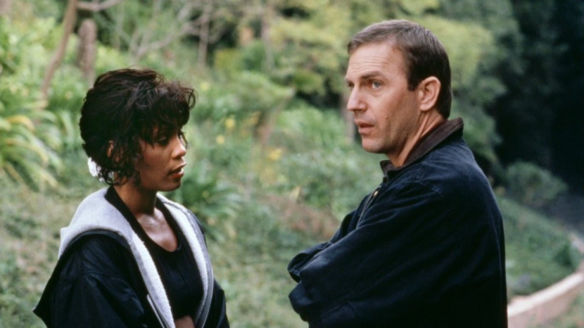 The Bodyguard (1992) – Action, Drama, Music