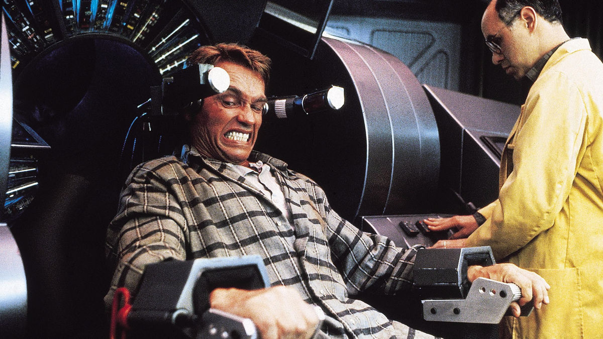 Total Recall 1990 Directed By Paul Verhoeven Reviews Film Cast Letterboxd
