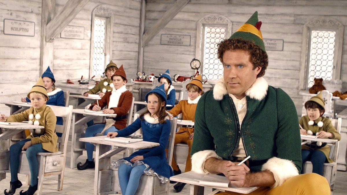 Elf 2003 Directed By Jon Favreau Reviews Film Cast Letterboxd