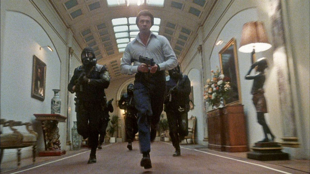 Don Davis Ford >> ‎Who Dares Wins (1982) directed by Ian Sharp • Reviews, film + cast • Letterboxd
