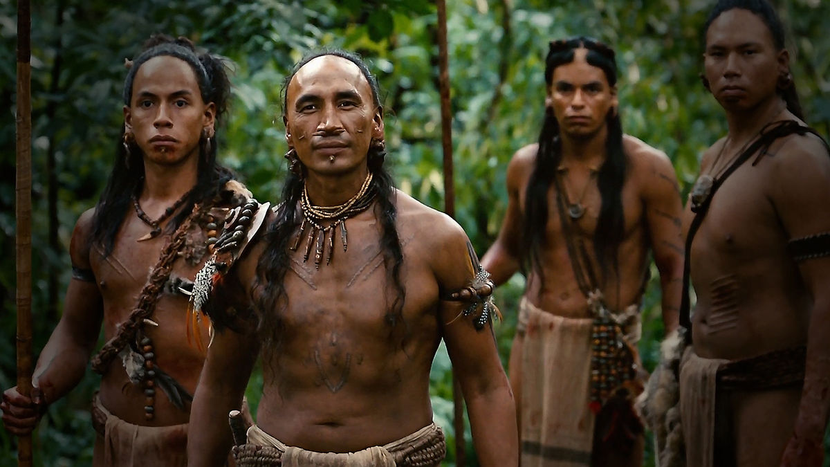‎Apocalypto (2006) directed by Mel Gibson • Reviews, film ...