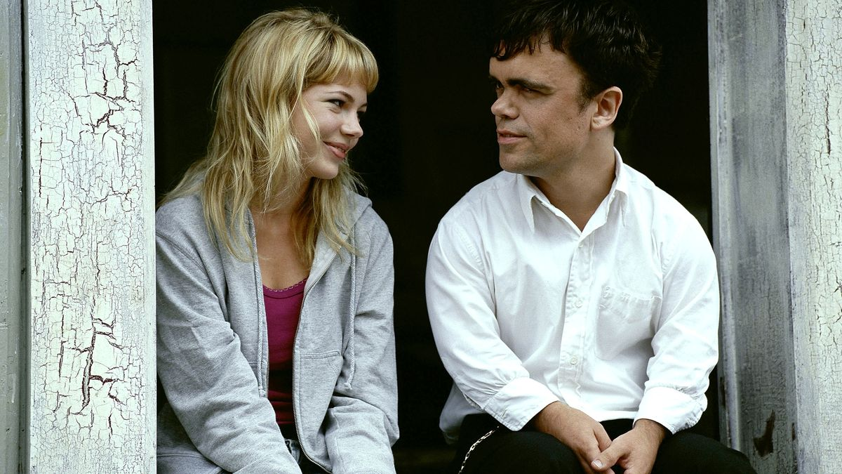 the station agent 2003 directed by tom mccarthy