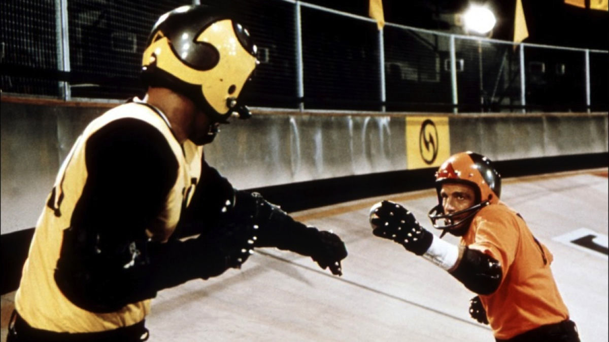 Rollerball (1975) directed by Norman Jewison • Reviews, film + cast •  Letterboxd