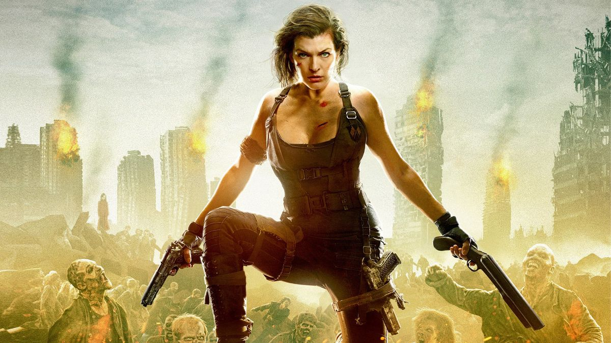 Resident Evil The Final Chapter 2016 Directed By Paul W S