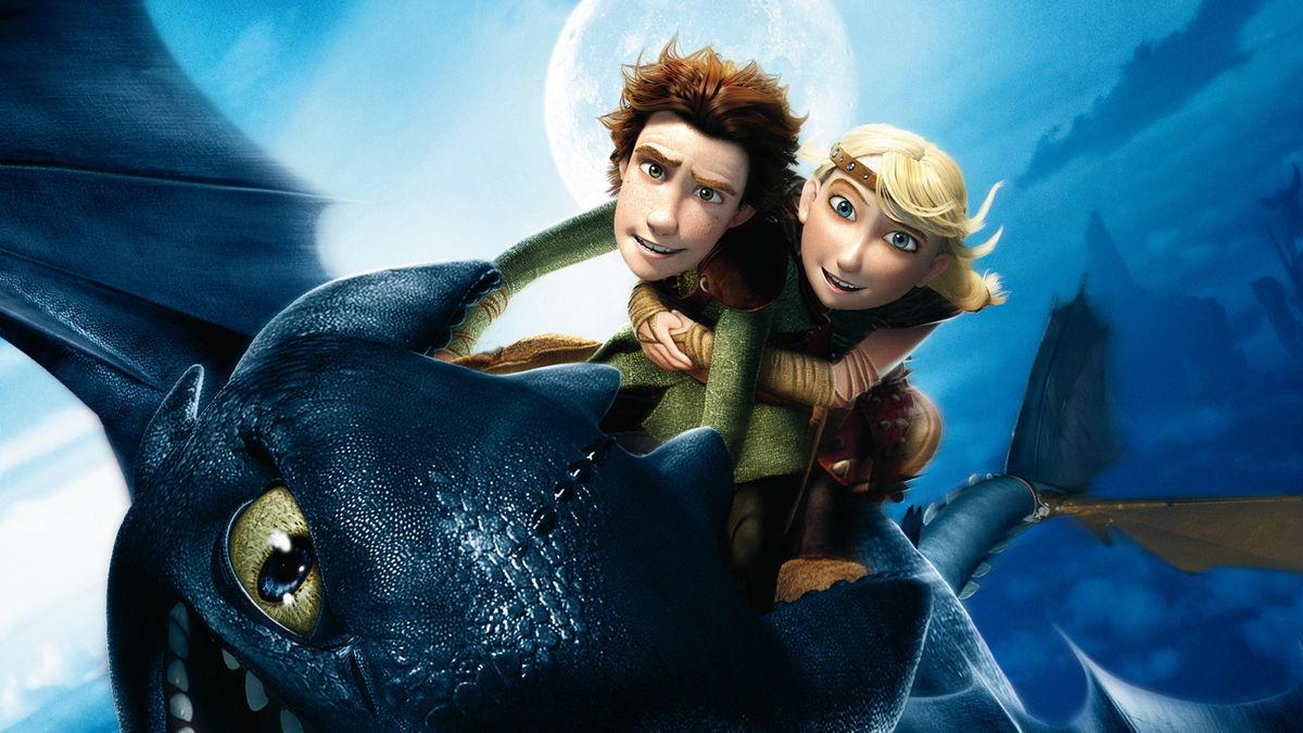 How To Train Your Dragon 2010 Directed By Chris Sanders Dean Deblois Reviews Film Cast Letterboxd