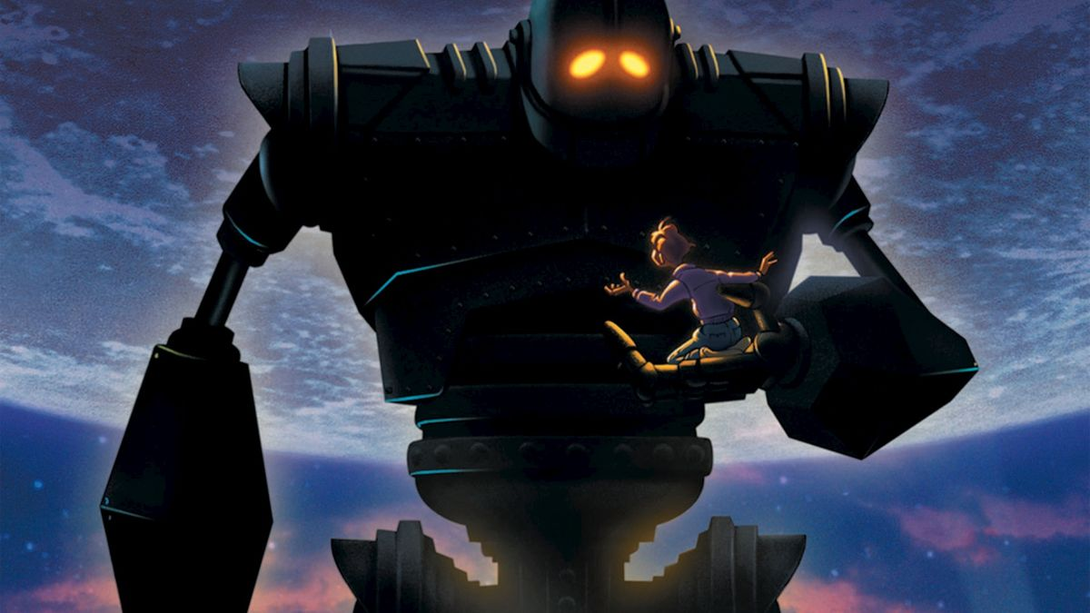 the iron giant directed by brad bird reviews