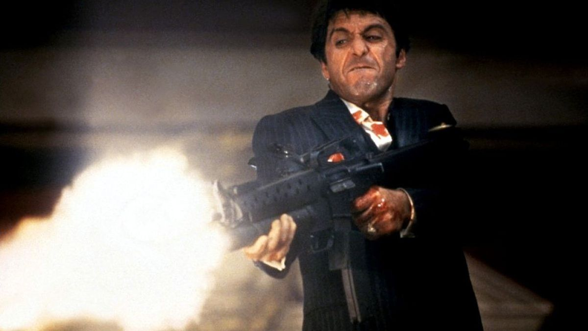 scarface 1983 directed by brian de palma reviews film cast