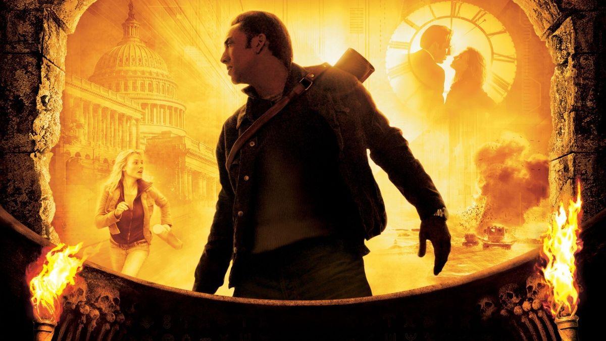 National Treasure 2004 Directed By Jon Turteltaub Reviews Film Cast Letterboxd
