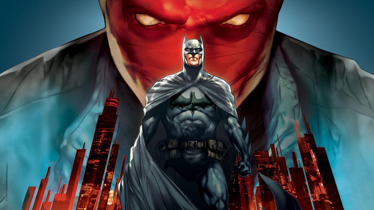 prix bas brillance des couleurs haute qualité Batman: Under the Red Hood (2010) directed by Brandon Vietti ...