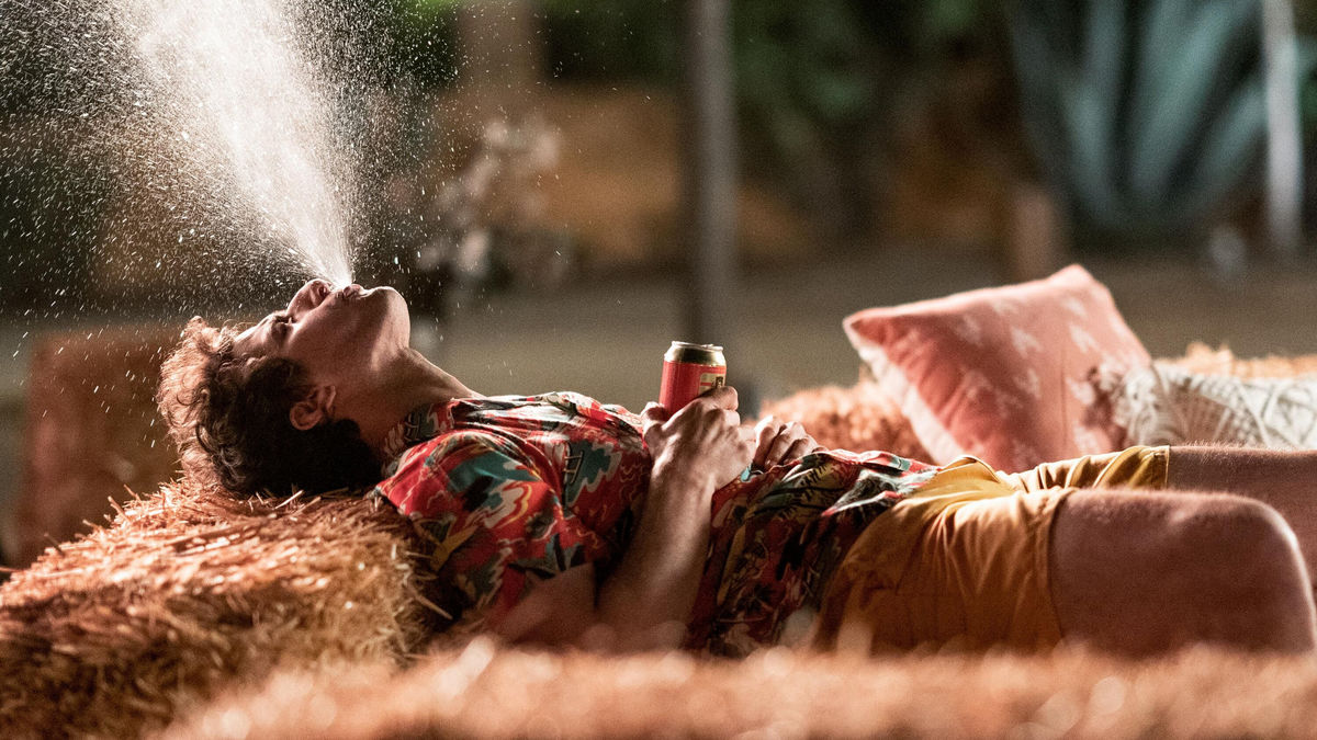 Palm Springs (2020) directed by Max Barbakow • Reviews, film + cast •  Letterboxd