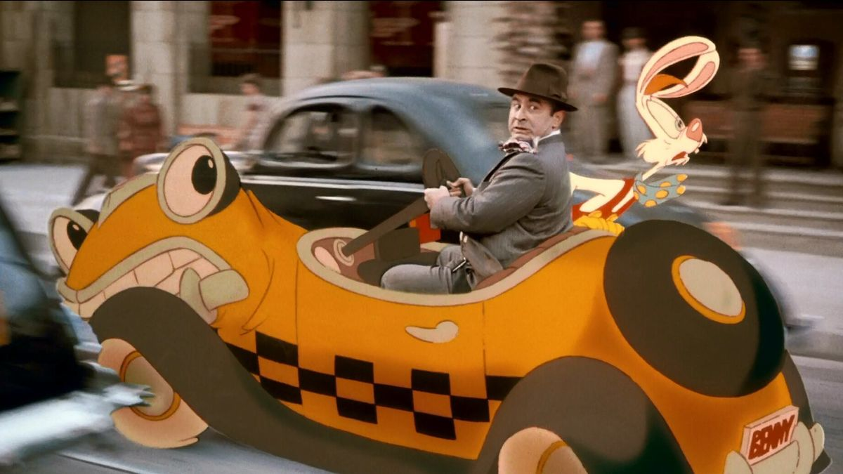 Who Framed Roger Rabbit 1988 Directed By Robert Zemeckis Reviews Film Cast Letterboxd