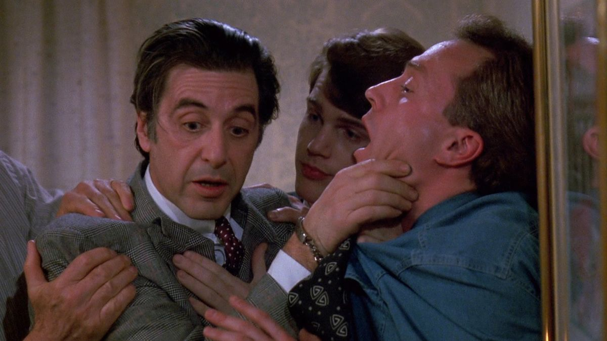 Scent Of A Woman 1992 Directed By Martin Brest Reviews Film Cast Letterboxd