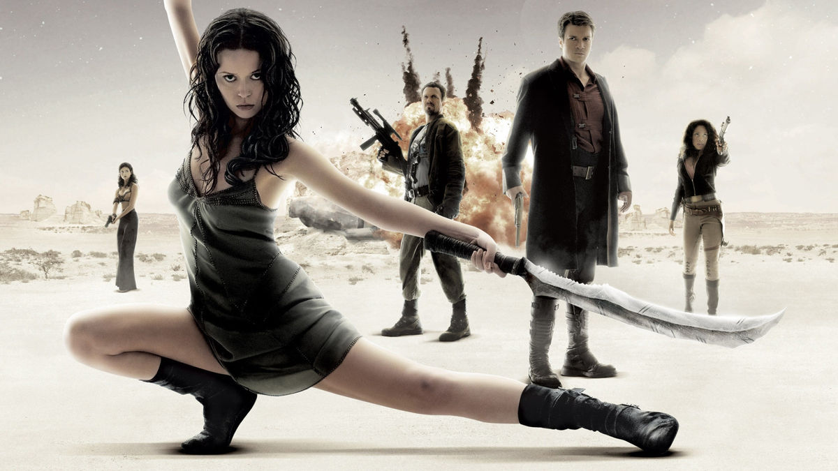 Serenity 2005 Directed By Joss Whedon Reviews Film