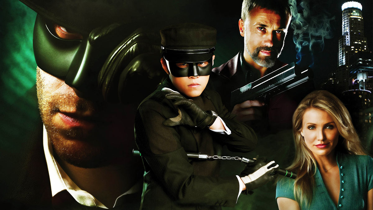 The Green Hornet (2011) directed by Michel Gondry • Reviews, film +