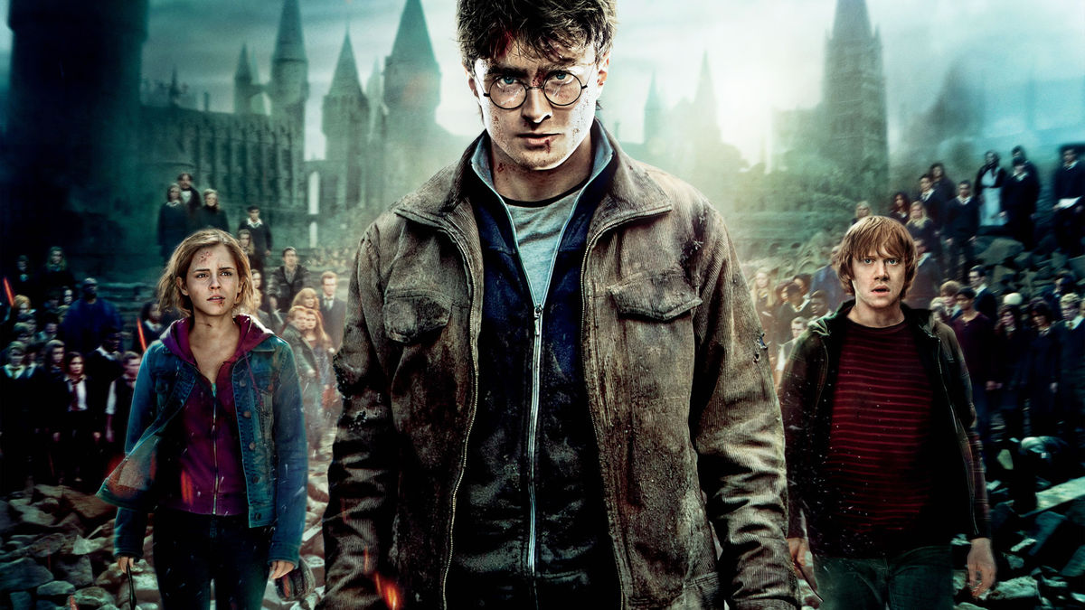 movie review for harry potter and