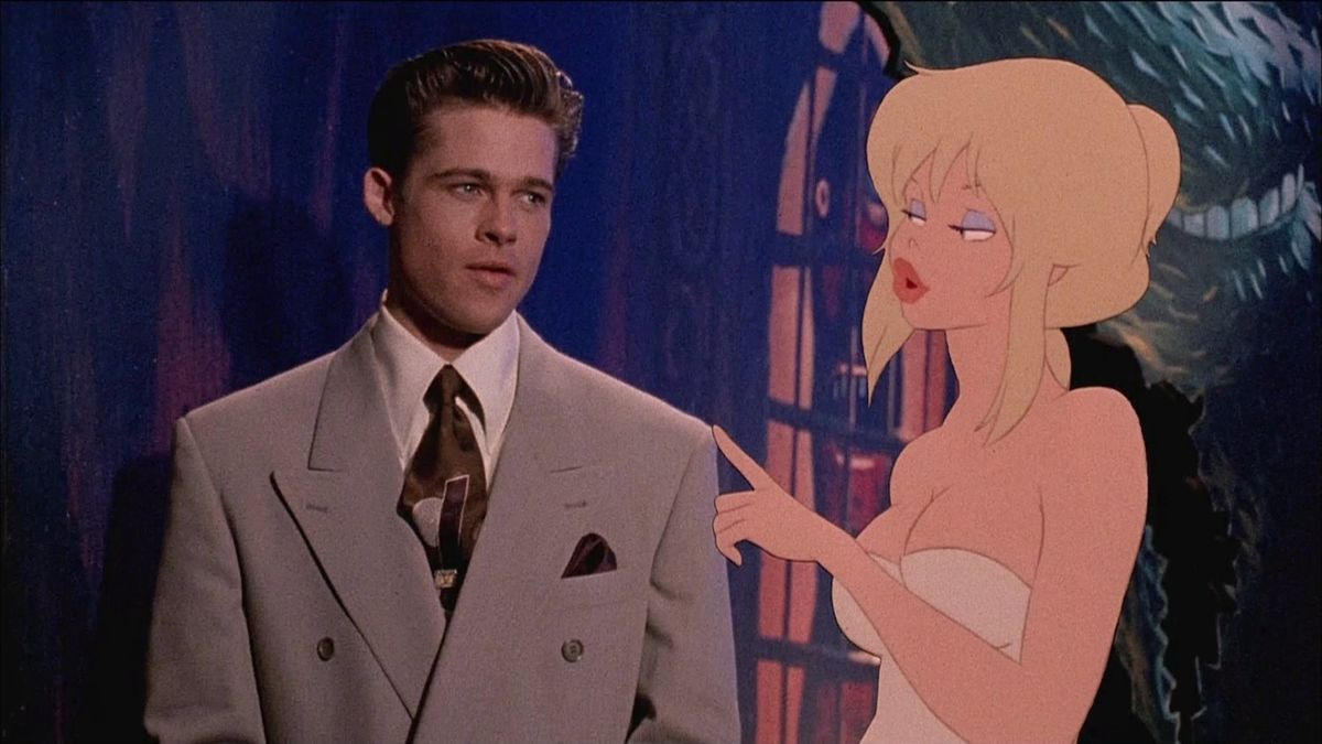 Cool World 1992 Directed By Ralph Bakshi Reviews Film Cast Letterboxd