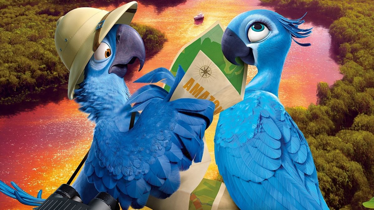 Rio 2 2014 Directed By Carlos Saldanha Reviews Film Cast Letterboxd